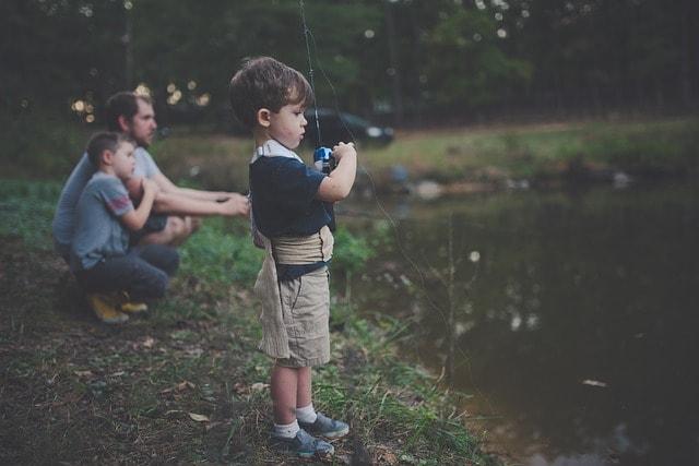 釣り初心者